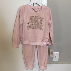 Juicy Couture girls set